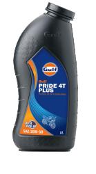 Gulf Oil | Pride 4T Plus