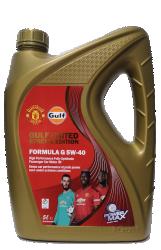 Gulf Oil | Formula G 5W-40